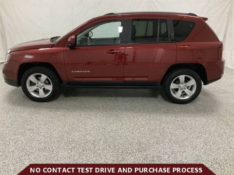 2017 Jeep Compass for sale at Brothers Auto Sales in Sioux Falls SD
