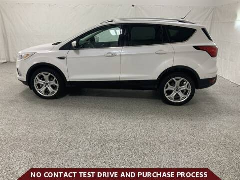 2019 Ford Escape for sale at Brothers Auto Sales in Sioux Falls SD