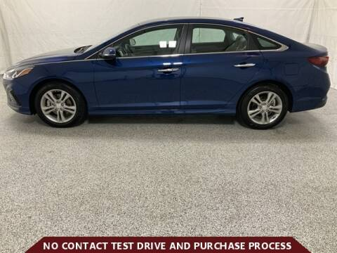 2019 Hyundai Sonata for sale at Brothers Auto Sales in Sioux Falls SD