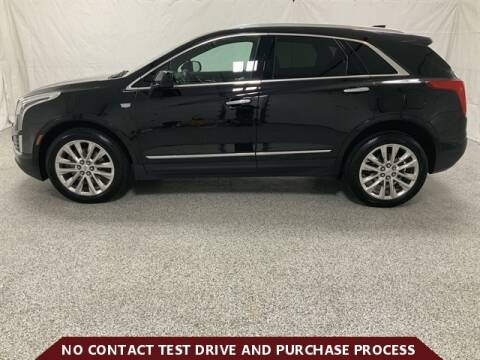 2017 Cadillac XT5 for sale at Brothers Auto Sales in Sioux Falls SD