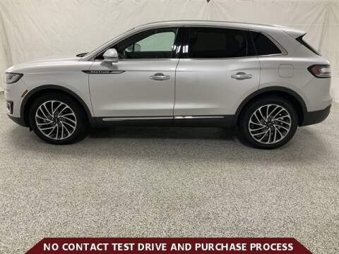 2019 Lincoln Nautilus for sale at Brothers Auto Sales in Sioux Falls SD