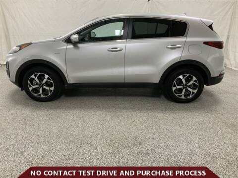 2020 Kia Sportage for sale at Brothers Auto Sales in Sioux Falls SD