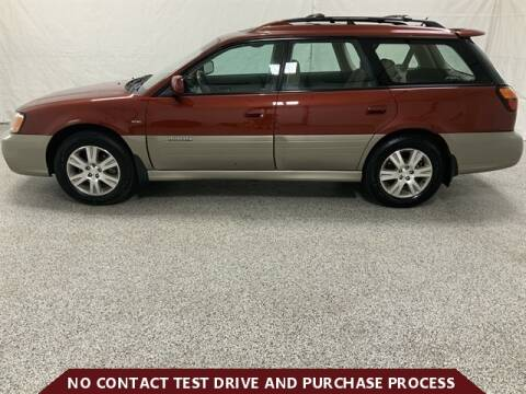 2004 Subaru Outback for sale at Brothers Auto Sales in Sioux Falls SD