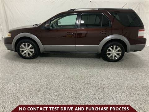 2009 Ford Taurus X for sale at Brothers Auto Sales in Sioux Falls SD