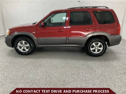 2005 Mazda Tribute for sale at Brothers Auto Sales in Sioux Falls SD
