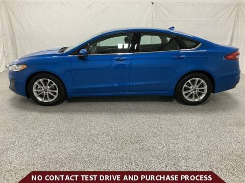2020 Ford Fusion for sale at Brothers Auto Sales in Sioux Falls SD