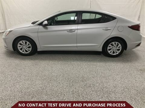 2019 Hyundai Elantra for sale at Brothers Auto Sales in Sioux Falls SD