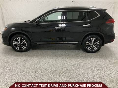 2017 Nissan Rogue for sale at Brothers Auto Sales in Sioux Falls SD