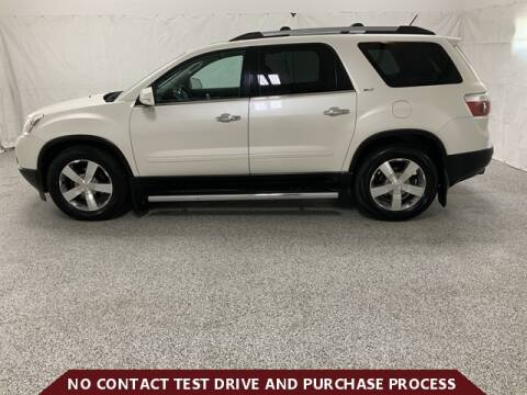 2011 GMC Acadia for sale at Brothers Auto Sales in Sioux Falls SD
