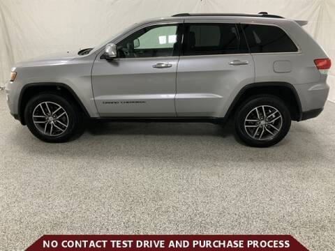 2017 Jeep Grand Cherokee for sale at Brothers Auto Sales in Sioux Falls SD