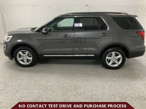 2017 Ford Explorer for sale at Brothers Auto Sales in Sioux Falls SD