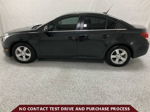 2014 Chevrolet Cruze for sale at Brothers Auto Sales in Sioux Falls SD