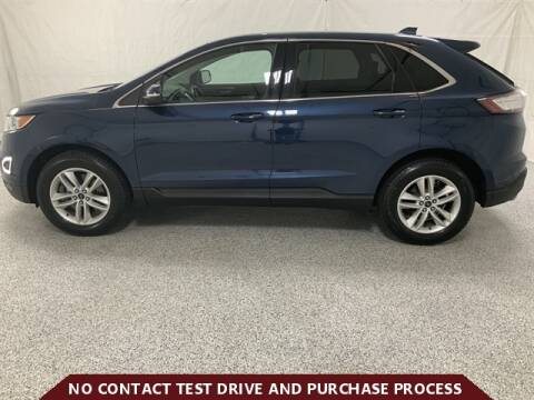 2017 Ford Edge for sale at Brothers Auto Sales in Sioux Falls SD