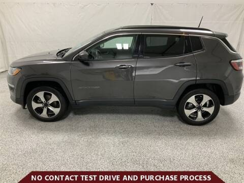 2018 Jeep Compass for sale at Brothers Auto Sales in Sioux Falls SD
