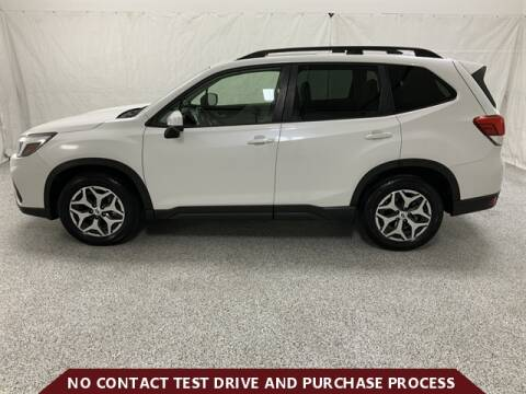 2019 Subaru Forester for sale at Brothers Auto Sales in Sioux Falls SD