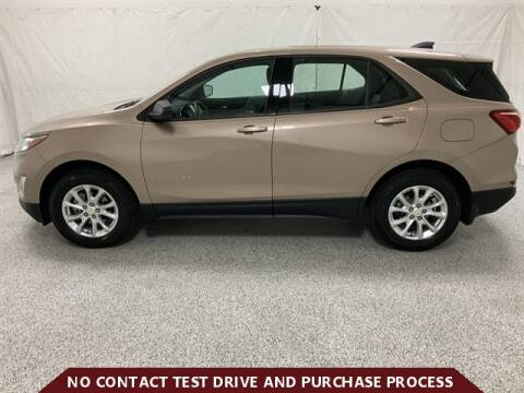 2018 Chevrolet Equinox for sale at Brothers Auto Sales in Sioux Falls SD