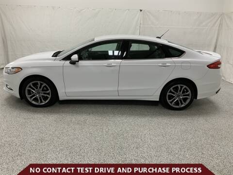 2017 Ford Fusion for sale at Brothers Auto Sales in Sioux Falls SD
