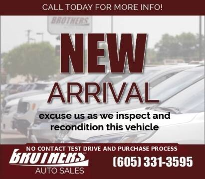 2018 Dodge Grand Caravan for sale at Brothers Auto Sales in Sioux Falls SD