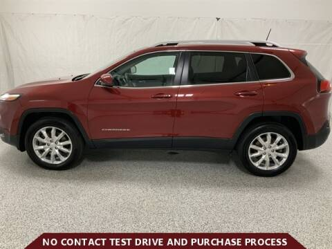 2017 Jeep Cherokee for sale at Brothers Auto Sales in Sioux Falls SD