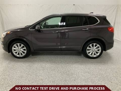 2017 Buick Envision for sale at Brothers Auto Sales in Sioux Falls SD