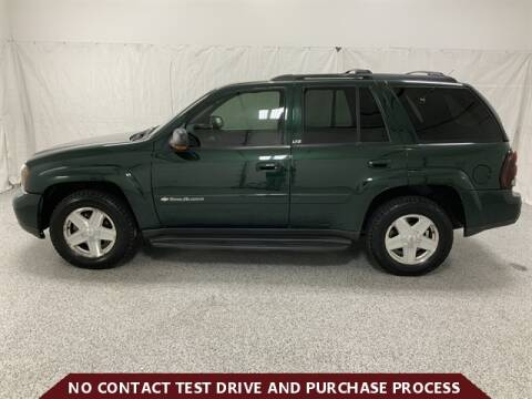 2003 Chevrolet TrailBlazer for sale at Brothers Auto Sales in Sioux Falls SD