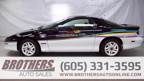 1993 Chevrolet Camaro for sale in Sioux Falls, SD