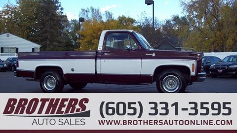 1978 Chevrolet Silverado 1500 SS Classic for sale in Sioux Falls, SD