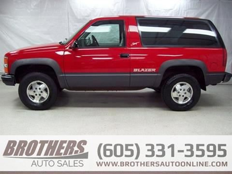 1994 Chevrolet Blazer for sale in Sioux Falls, SD