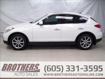 2008 Infiniti EX35 for sale in Sioux Falls, SD