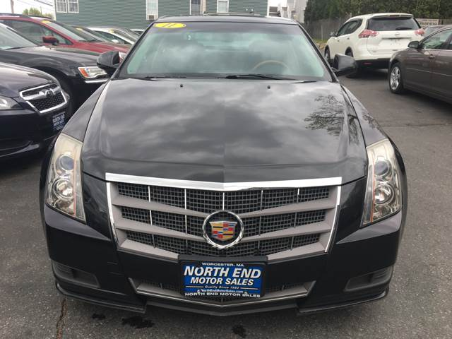 2011 Cadillac CTS for sale at North End Motors Sales in Worcester MA