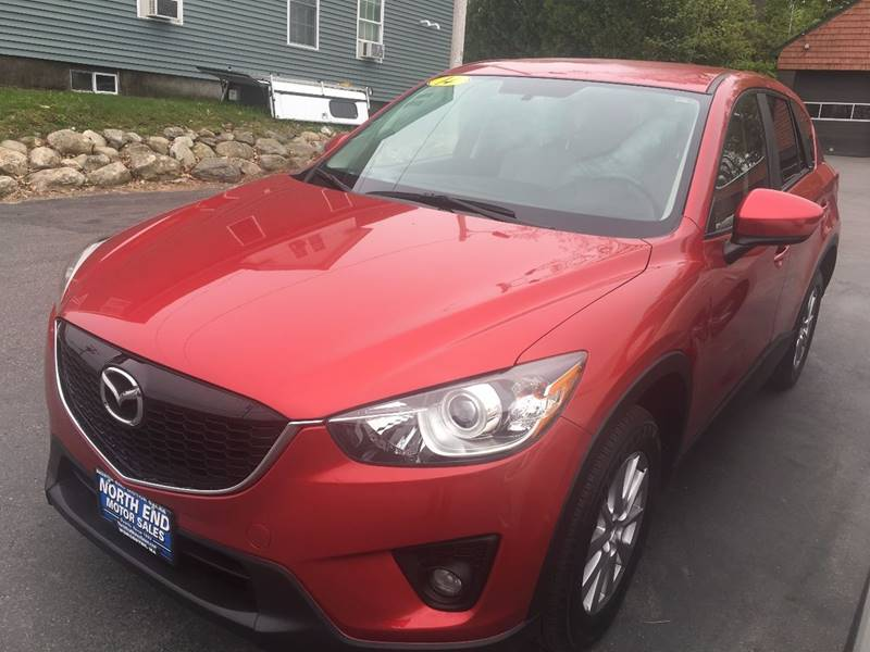 2014 Mazda CX-5 for sale at North End Motors Sales in Worcester MA