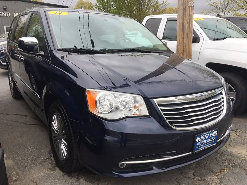 2014 Chrysler Town and Country for sale at North End Motors Sales in Worcester MA