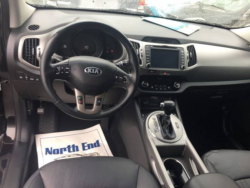 2014 Kia Sportage for sale at North End Motors Sales in Worcester MA