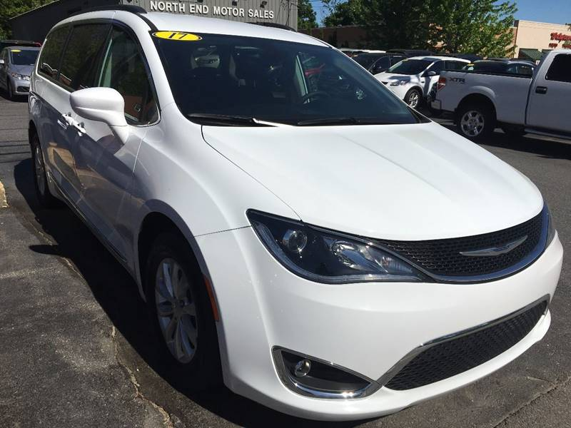 2017 Chrysler Pacifica for sale at North End Motors Sales in Worcester MA