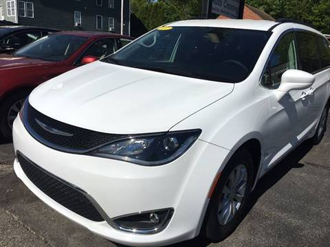 Chrysler pacifica for sale massachusetts for North end motors worcester ma