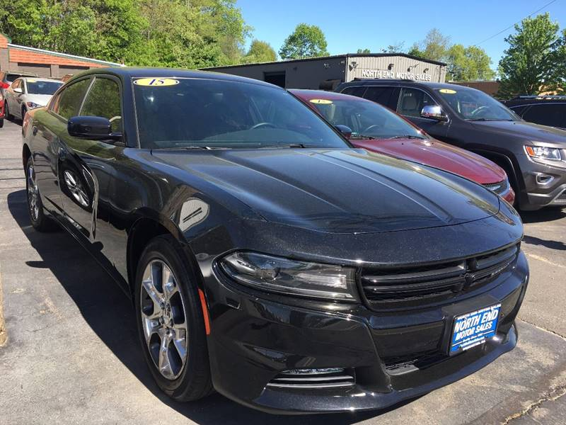 2015 Dodge Charger for sale at North End Motors Sales in Worcester MA