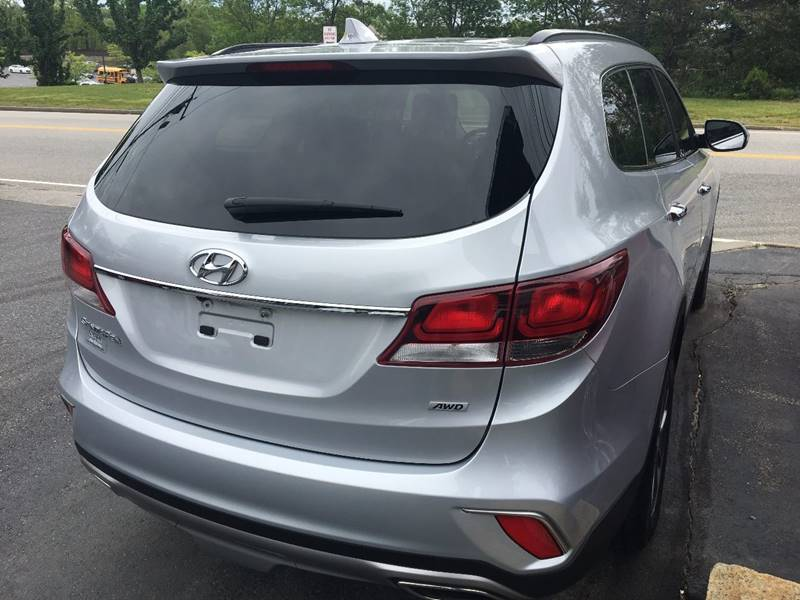 2017 Hyundai Santa Fe for sale at North End Motors Sales in Worcester MA