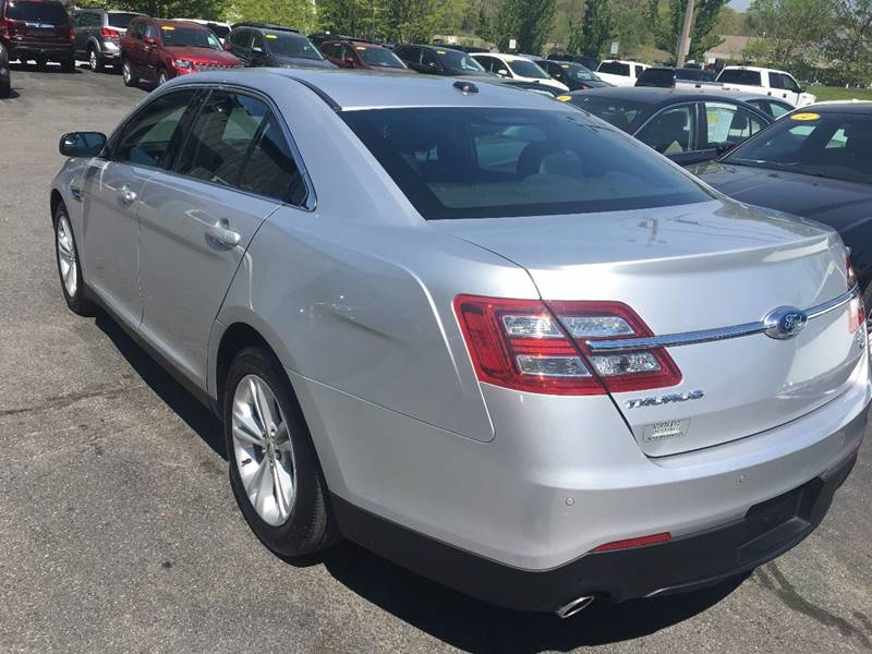2015 Ford Taurus for sale at North End Motors Sales in Worcester MA