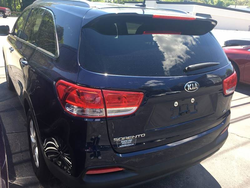 2017 Kia Sorento for sale at North End Motors Sales in Worcester MA