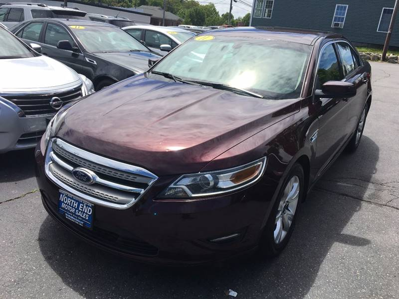 2011 Ford Taurus for sale at North End Motors Sales in Worcester MA