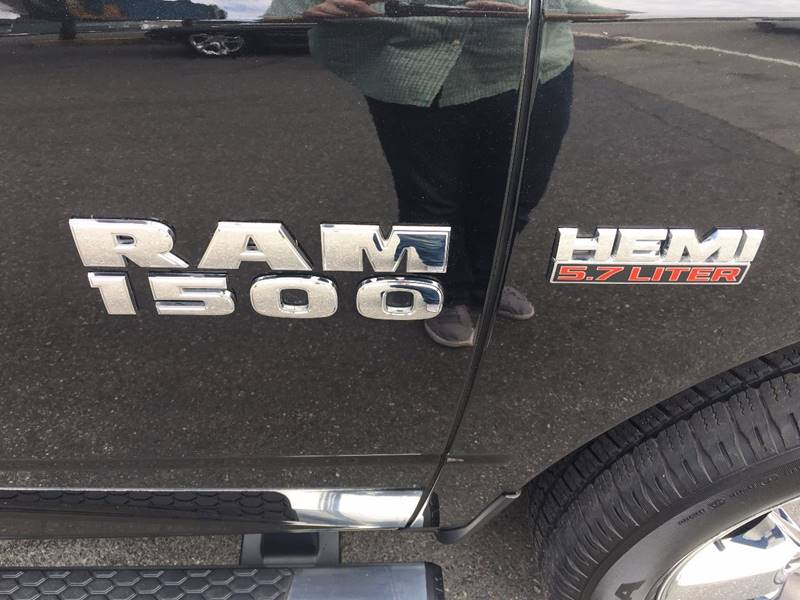 2016 RAM Ram Pickup 1500 for sale at North End Motors Sales in Worcester MA