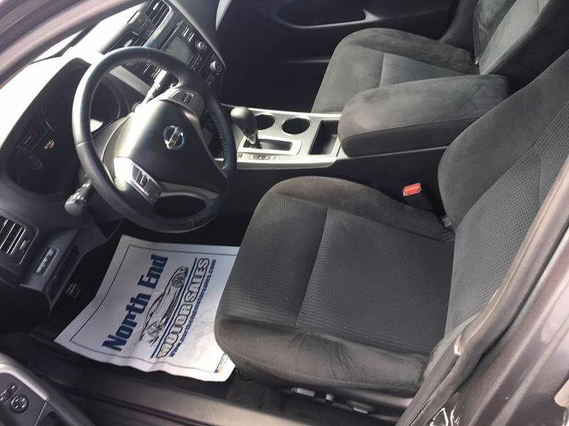 2015 Nissan Altima for sale at North End Motors Sales in Worcester MA
