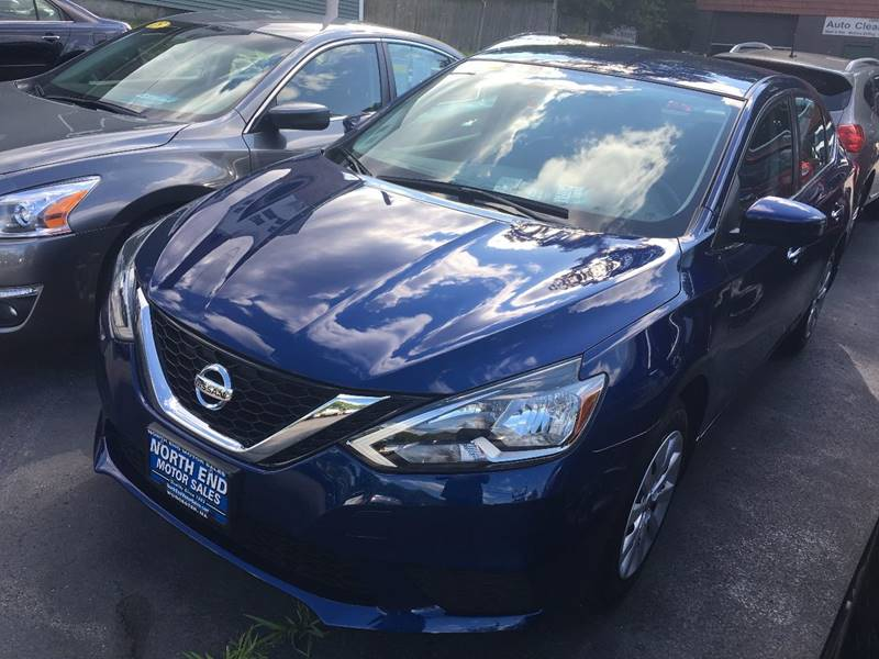 2016 Nissan Sentra for sale at North End Motors Sales in Worcester MA