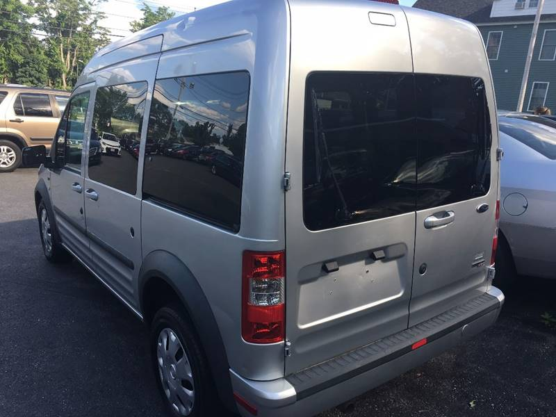2012 Ford Transit Connect for sale at North End Motors Sales in Worcester MA