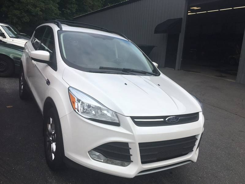 2014 Ford Escape for sale at North End Motors Sales in Worcester MA