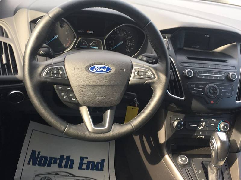 2015 Ford Focus for sale at North End Motors Sales in Worcester MA