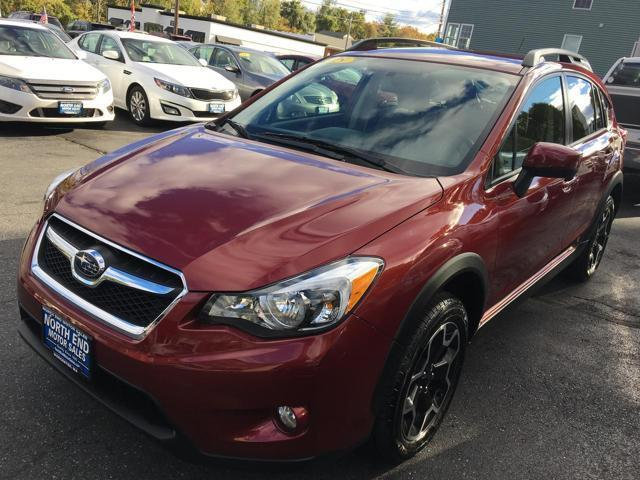 2015 Subaru XV Crosstrek for sale at North End Motors Sales in Worcester MA