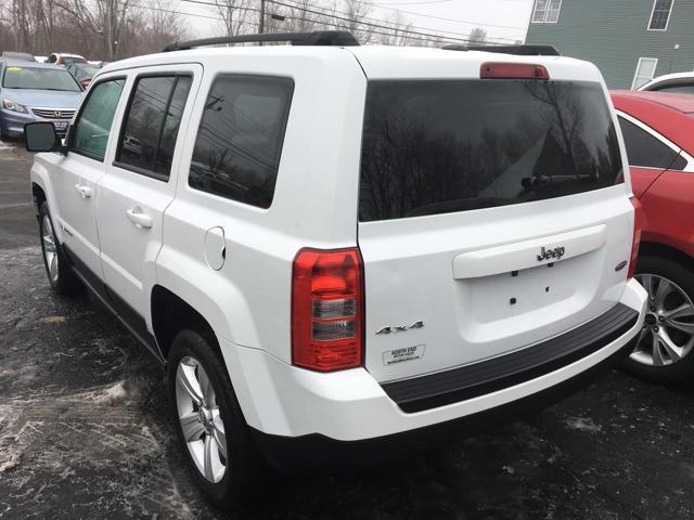 2012 Jeep Patriot for sale at North End Motors Sales in Worcester MA