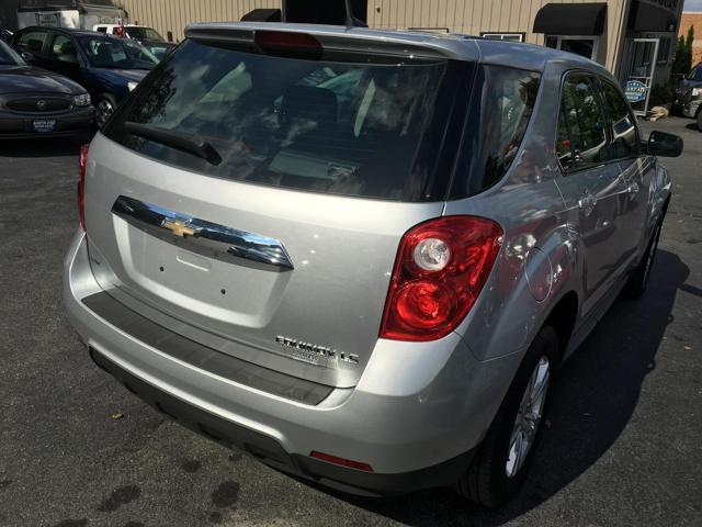 2010 Chevrolet Equinox for sale at North End Motors Sales in Worcester MA