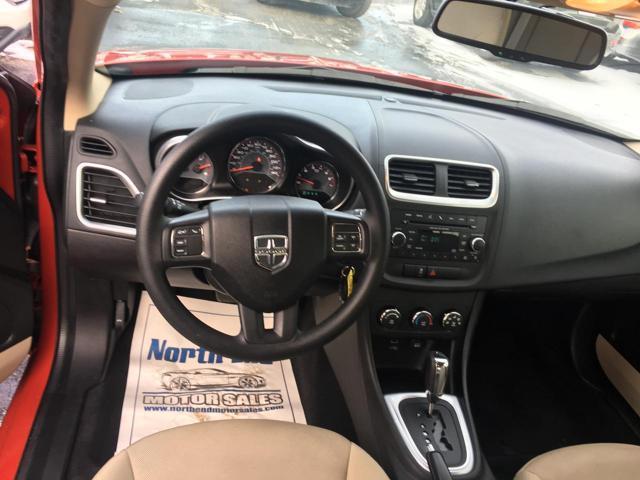 2013 Dodge Avenger for sale at North End Motors Sales in Worcester MA